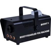 IBIZA LSM400LED-BK Mini machine a fumée 400W a LED - Noir
