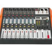 IBIZA SOUND MX802 Table de mixage musique 8 canaux usb & bluetooth