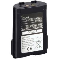 ICOM Batterie BP-245H lithium-Ion 7,2V 2200 mAh - Noire