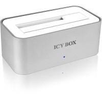 "ICY BOX Docking Station SATA 2.5/3.5"" Aluminium"