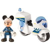 IMC TOYS Moto policier Mickey