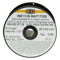 INE Bobine fil fourré pour soudure MIG/MAG sans gaz Ø fil 0,9 mm 0,90 kg