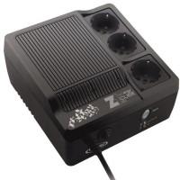 INFOSEC Onduleur haute fréquence Z1 Zenergy Cube EX 400 - 400 VA 3 Prises FR/SCHUKO