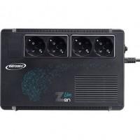 INFOSEC Zen Live 500 - Onduleur Line Interactive 500 VA 4 Prises FR/SCHUKO - Garantie 2 ans