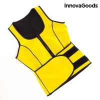 INNOVAGOODS Gilet-ceinture de sport avec effet sauna - Femme - Taille L