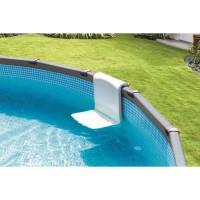 INTEX Siege de piscine - Blanc