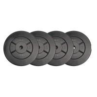 Iron Gym - Jeu de plaques de poids 4 x 5 kg IRG032