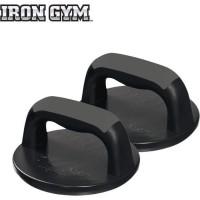 Iron Gym - Poignée de push up rotative x2 IRG043