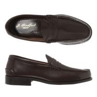 J.BRADFORD JB-COOPER Marron Chaussure Homme