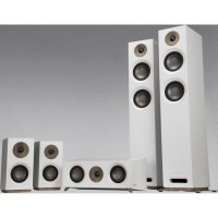JAMO S807HCS Pack Home Cinéma 5.0 - Dolby atmos ready - White Ash