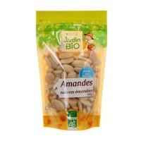 JARDIN BIO Amandes natures émondées bio - 100 g