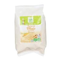 JARDIN BIO Farine de mais sans gluten bio - 400 g
