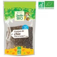 JARDIN BIO Graines de chia bio - 100 g