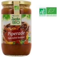 JARDIN BIO Piperade bio - 650 g