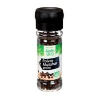 JARDIN BIO Poivre malabar grains bio - 40 g