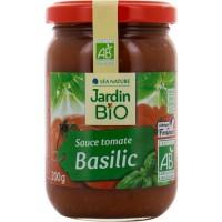 JARDIN BIO Sauce tomate basilic Bio - 200g