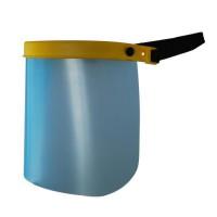JARDIN PRATIQUE Visiere de protection - Ecran plastique polycarbonate relevable