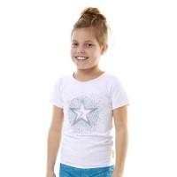 JOBE Rashguard - Enfant fille - Blanc