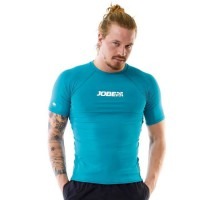 JOBE Rashguard - Homme - Bleu sarcelle