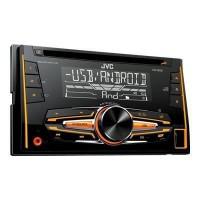 JVC autoradio 2DIN CD KW-R520