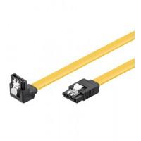 Câble HDD S-ATA S-ATA L-Type vers L-Type 90°
