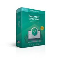 KASPERSKY anti-virus 2019, 1 poste, 1 an