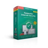 KASPERSKY Internet Security 2019 mise a jour, 1 poste, 1 an