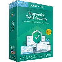 Kaspersky Total Security 2019 (5 Postes / 2 Ans)