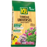 KB Terreau universel - Toutes plantes - 50 L