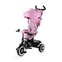 KINDERKRAFT - Tricycle Évolutif ASTON rose - des 9 mois