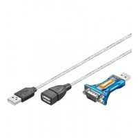 USB - convertisseur RS232 Mini Version OHL