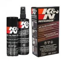 Kit de nettoyage pour filtre K&N - aérosol