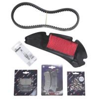 kit entretien maxiscooter adaptable honda 125 sh 20092012 -rms-