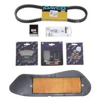 kit entretien maxiscooter adaptable yamaha 125 xmax 20062009/mbk 125 skycruiser 20062009 -rms-