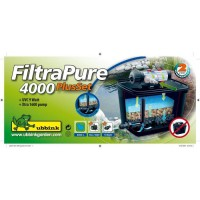 Kit filtration de bassin 4000l - FiltraPure 4000