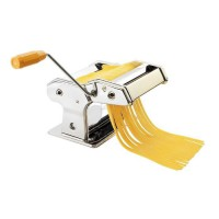 KITCHEN ARTIST MEN41 Machine a ravioli et spaghetti professionnelle ? 9 positions (de 6 a 1 mm)