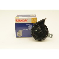 KLAXCAR Avertisseurs sonores Tr99 12 V 2B Aigu - Noir