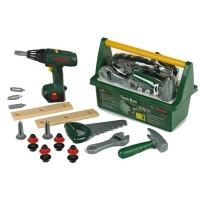 KLEIN - Caisse a outils Bosch avec visseuse électronique