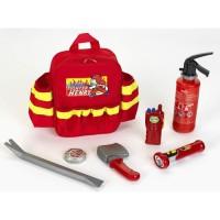 KLEIN - Sac a dos de pompier avec accessoires