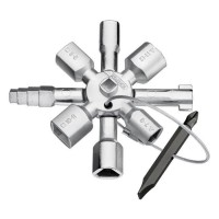 KNIPEX Clé de service universelle - 1,0 x 7 mm