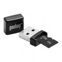 Lecteur de cartes EXT. Micro SD / SDHC USB 2.0