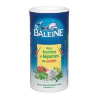 LA BALEINE Boîte de sel de mer herbes - 200 g