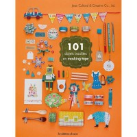 LA FOURMI Livre - 101 objets insolites en masking tape