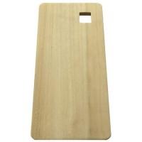 LA FOURMI Lot de 5 planchettes rectangulaires en bois - 22x11x0,8cm