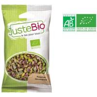 LA MAISON DES BISTROS NATURE Pistaches décortiquées bio - 100 g