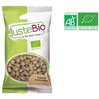 LA MAISON DES BISTROS NATURE Pistaches grillées salées bio - 100 g