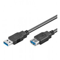 USB 3.0 Verl AA 180 NOIR 1.8m