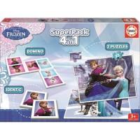 LA REINE DES NEIGES Superpack Jeux éducatifs