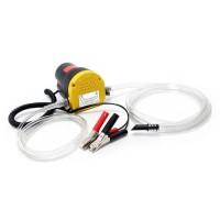 LAIM Pompe de vidange par aspiration 12V - Noir et jaune