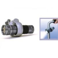 Lampe a LED VITAEASY - Pour canne - 3 piles AAA (NON FOURNIES) - Lampe aluminium avec 14 LED